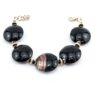 Bracelet in Glass and Aventurine